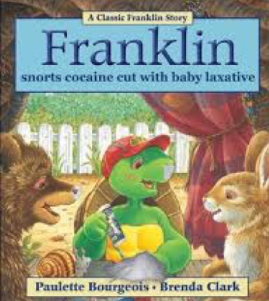 Danklin tries drugs - meme