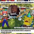 Ninguna piñata fue lastimada en este meme.
