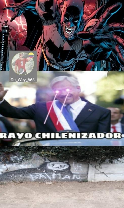 El batman - meme