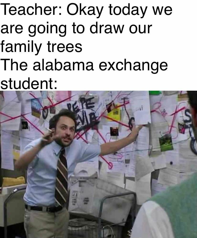Sweet home Alabama - meme