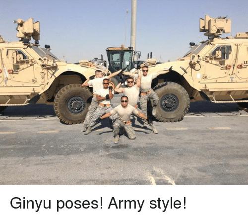GinyU-S-A Force - meme