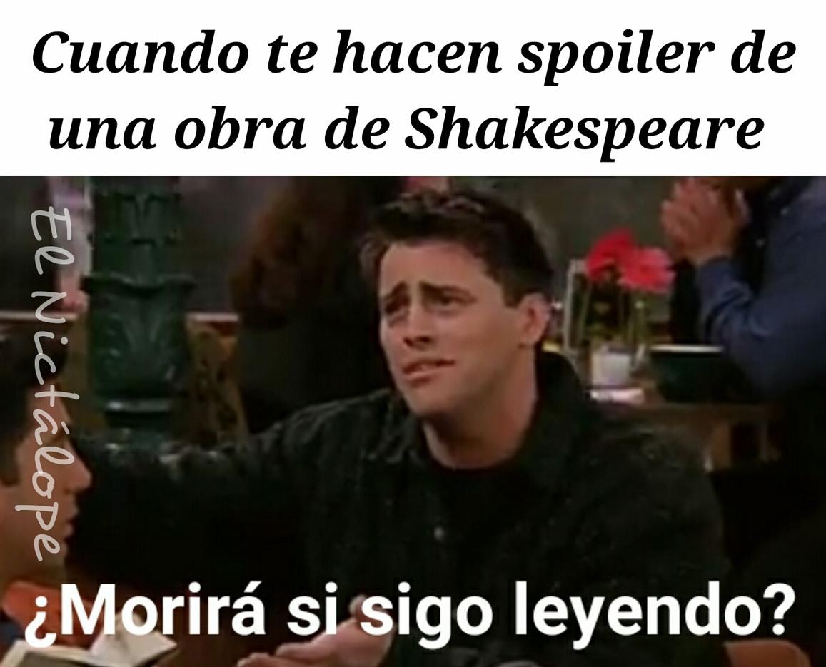 Shakespeare - meme