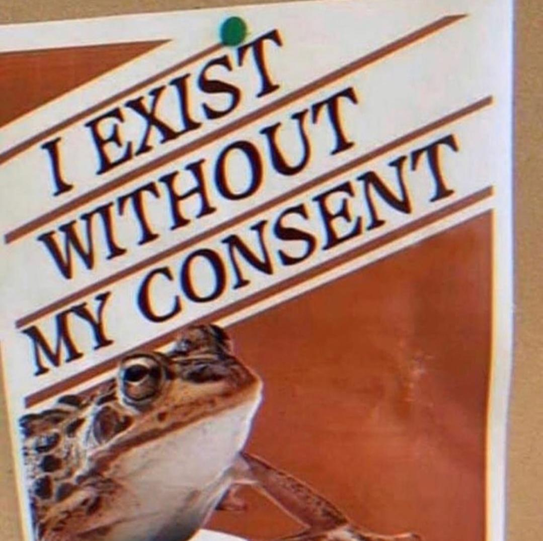 no consent - meme