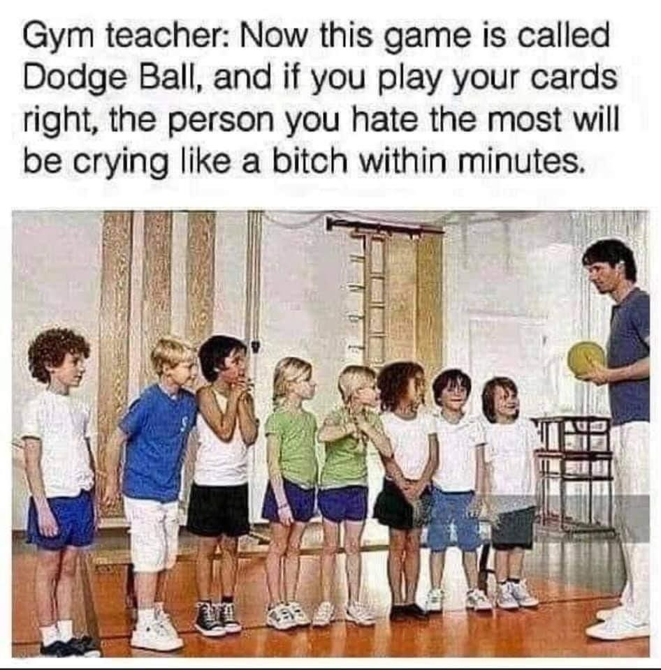 Was my Fav part of gym - meme