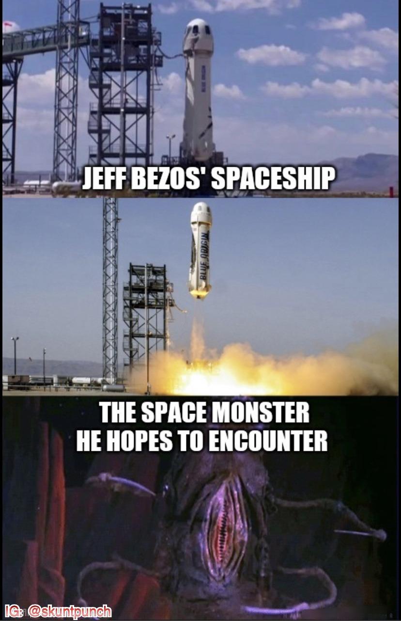 pussy monster - meme