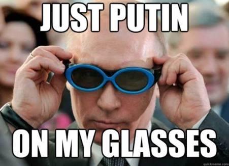 apenas botando meus óculos rsrsrs - meme