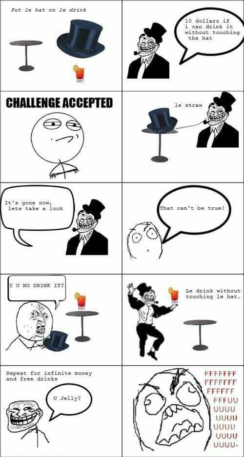 Troll Logic - meme