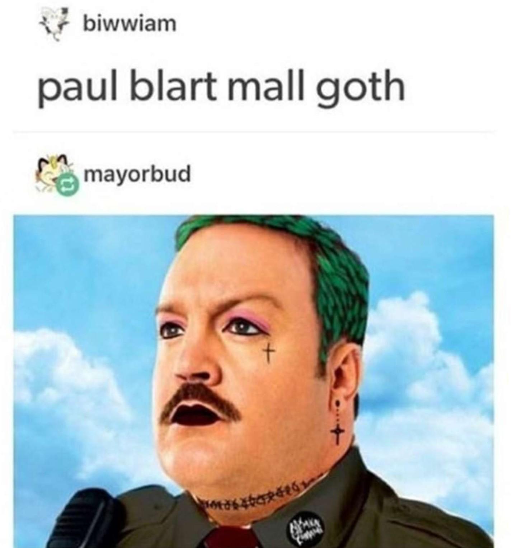 Paulllll - meme