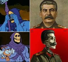 SPOOKY COMMIE - meme