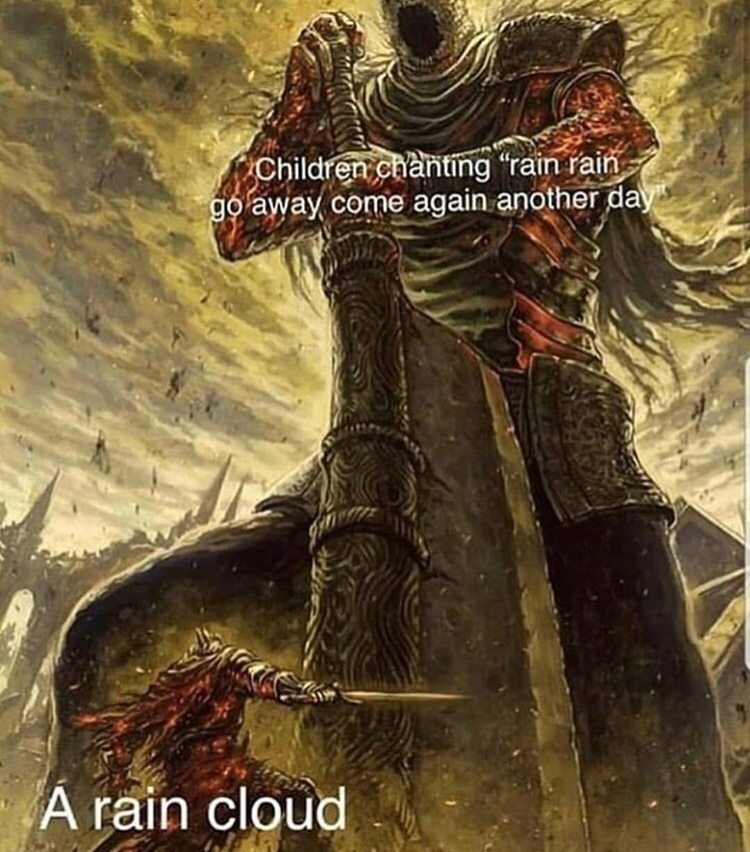 an impenetrable shield - meme