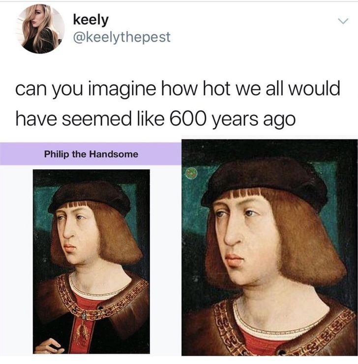 history 100 - meme