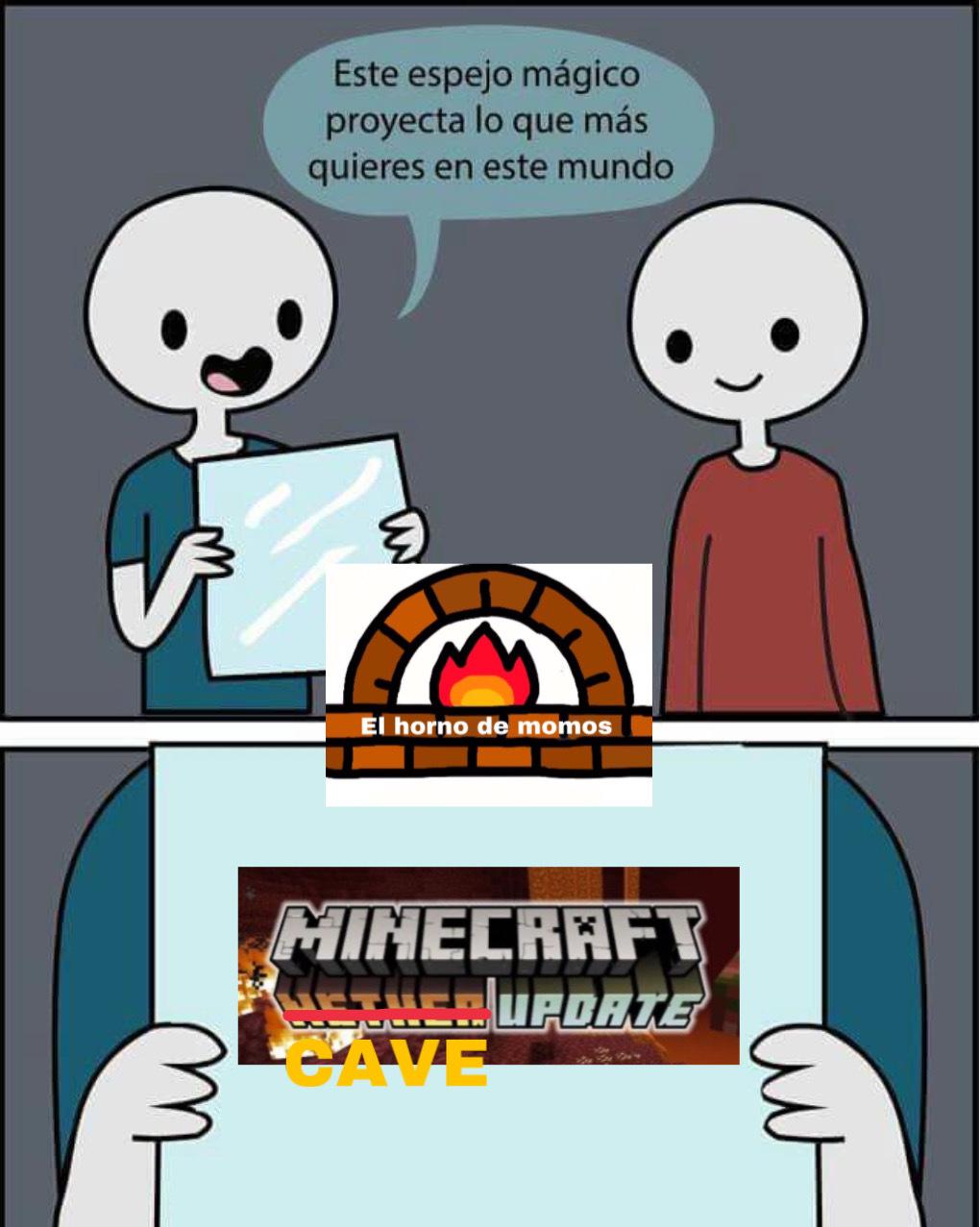 Minecraft F - meme