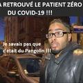 On a retrouvé le patient zéro du covid-19 !