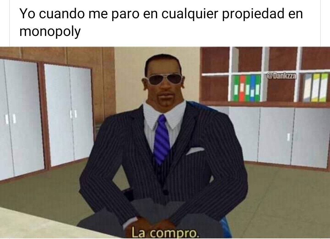 CJ Empresario  - meme