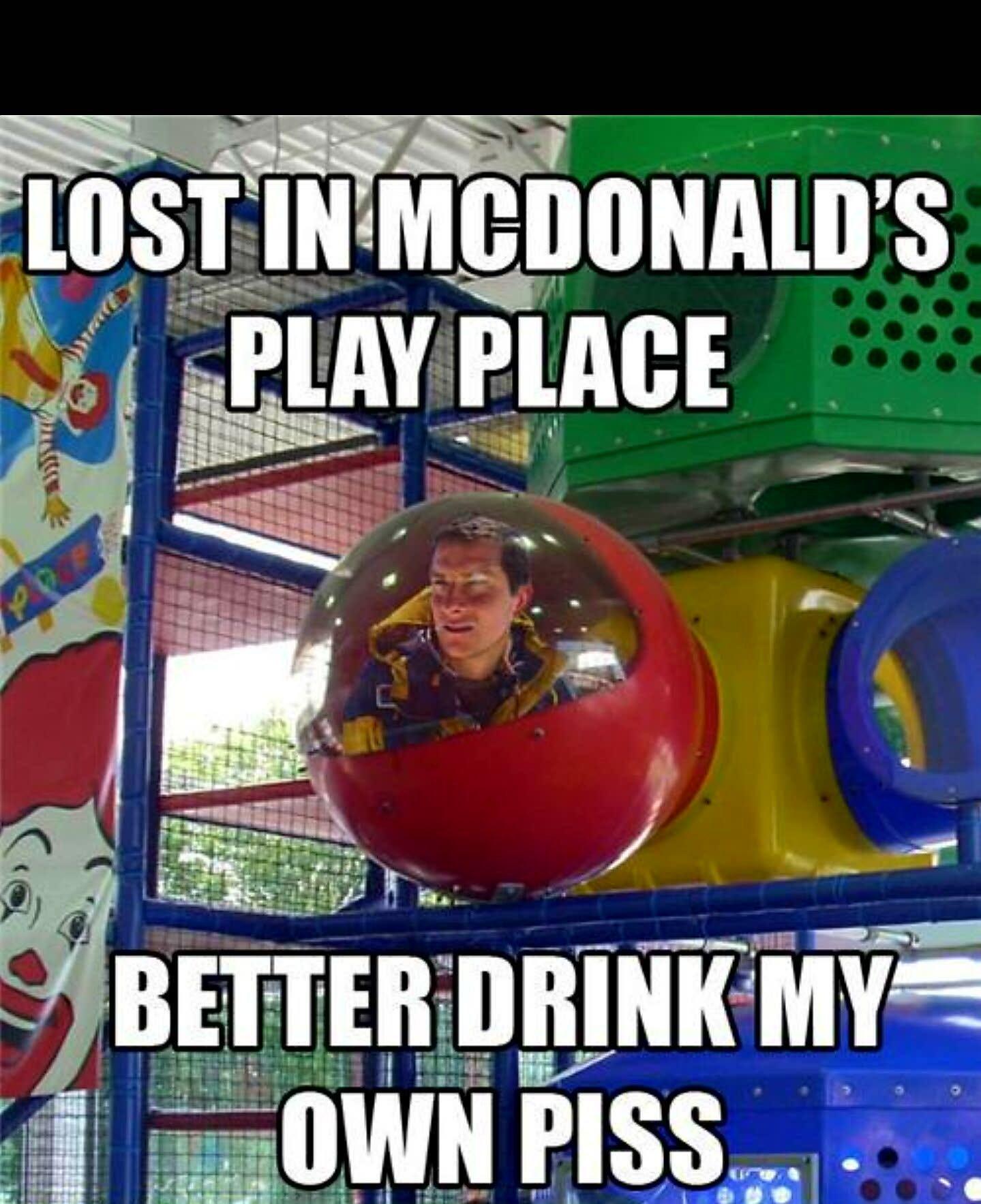 drinking ya piss - meme