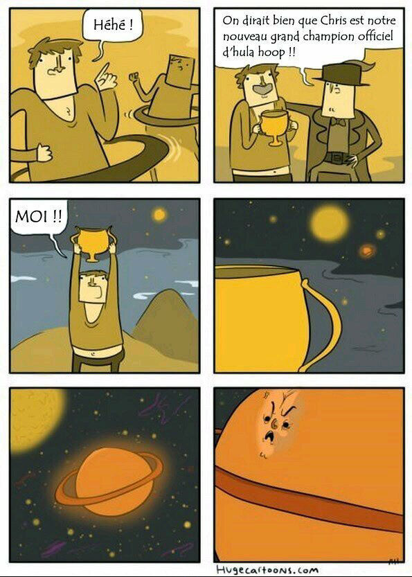 Saturne - meme
