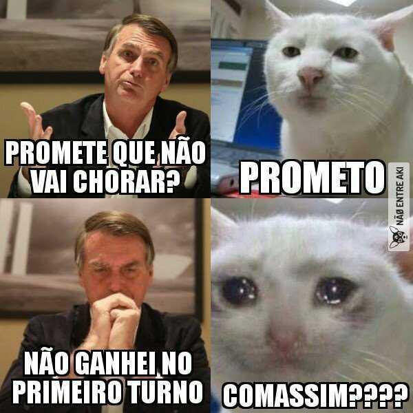 BOLSOMITO 2K18 - meme