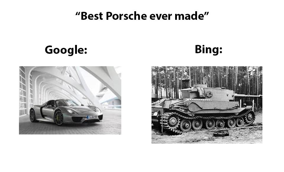 Heil Porsche! - meme