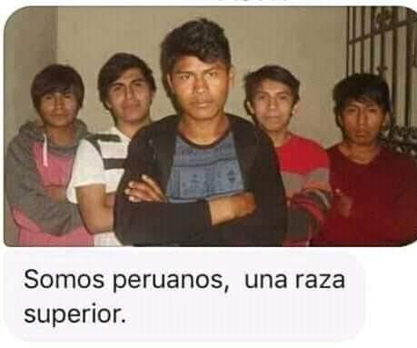 Yeahhh #peruanogang - meme