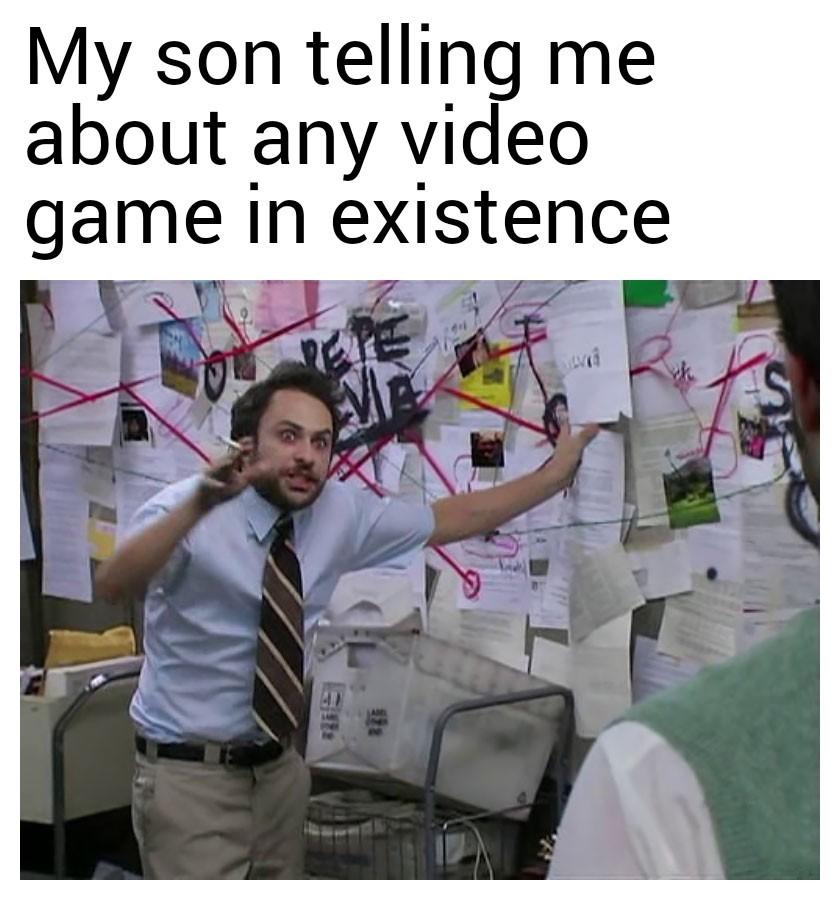 Details overload - meme