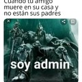 Soy admin 1