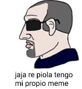 Re piola por el - meme