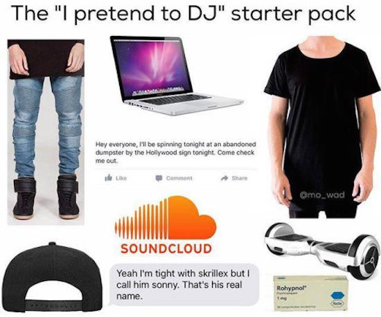 starterpack - meme