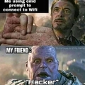 Entering wifi be like