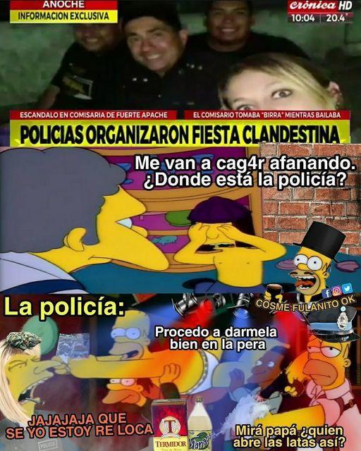 Chorros hdp - meme
