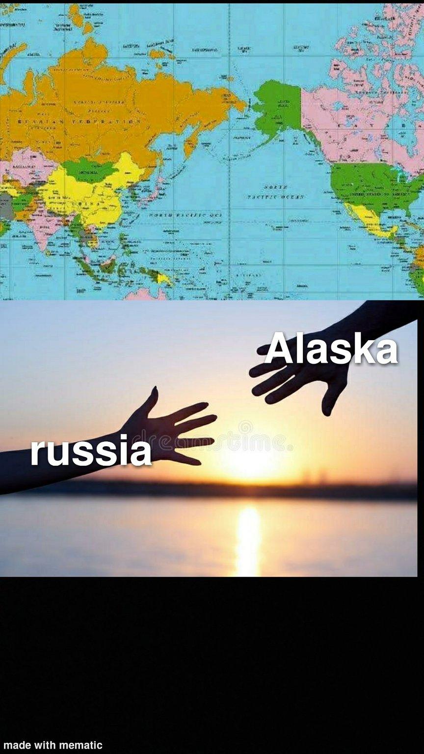 Map - meme