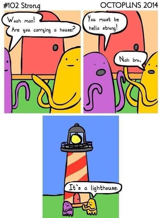 Octopun - meme