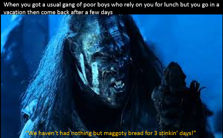 lord of the rings 2 towers -original- - meme