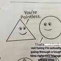 You are pointless