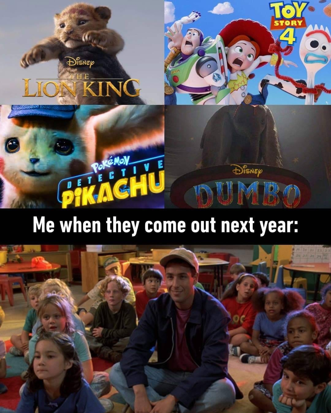 yeah I'm just a big kid - meme