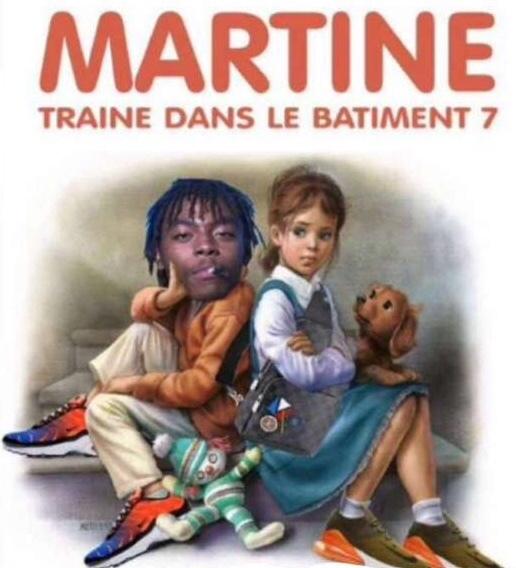 Martine au mitard ep.2 - meme