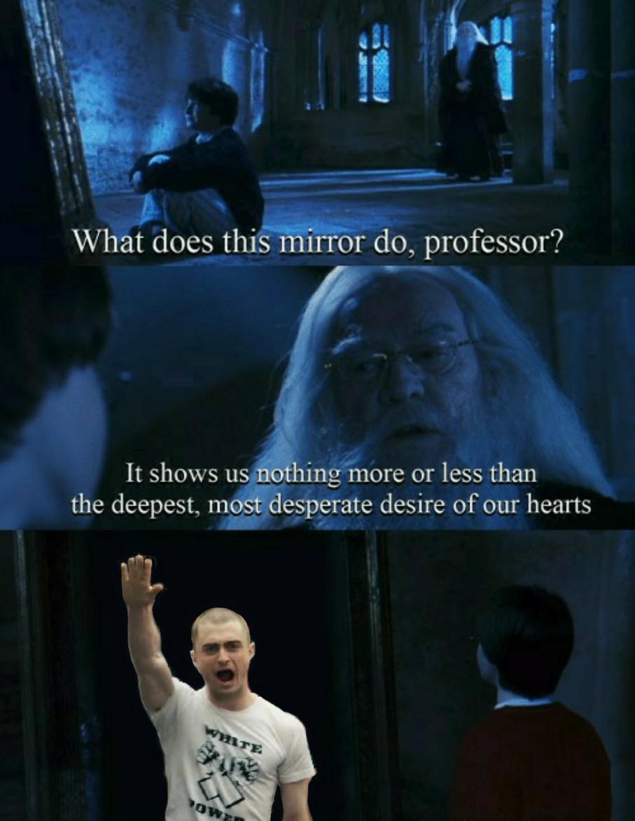 You're a Grand Wizard, Harry - meme