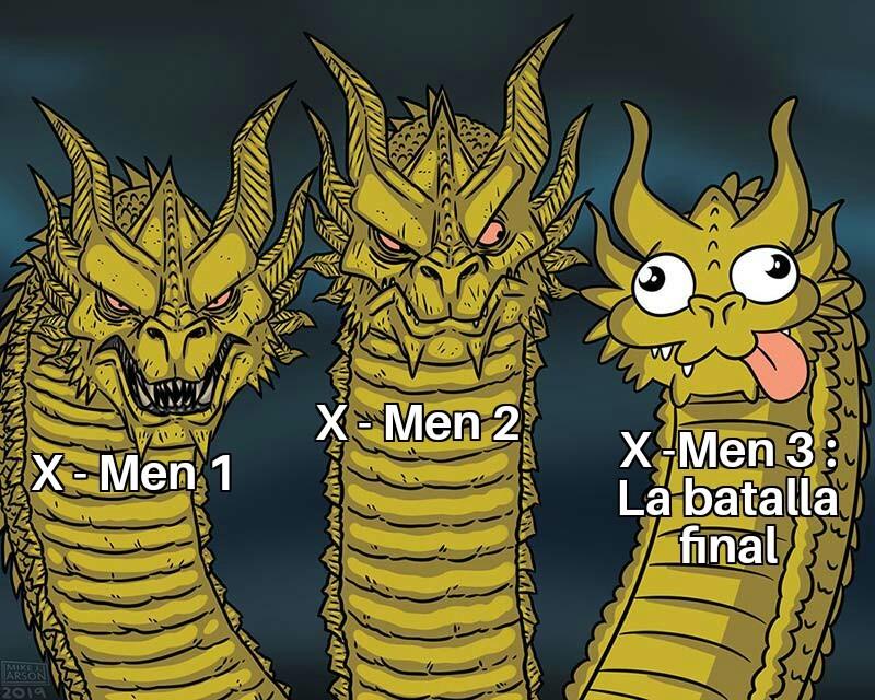Pelicuas de la década pasada - meme