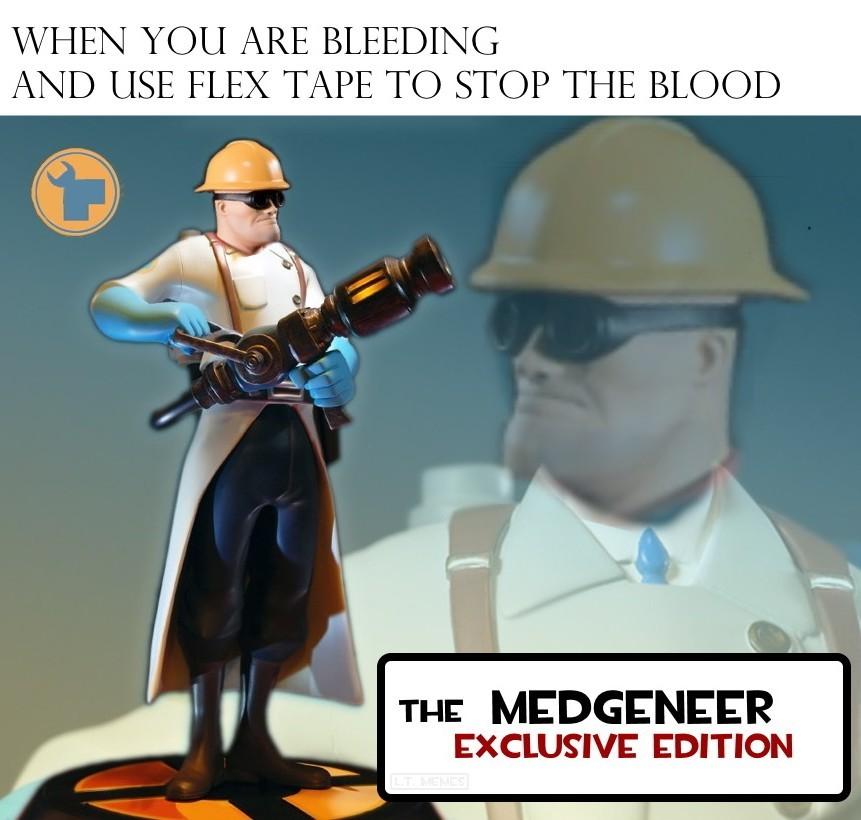 MEDI-I-I-IC - meme