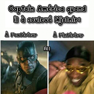 Captain - meme