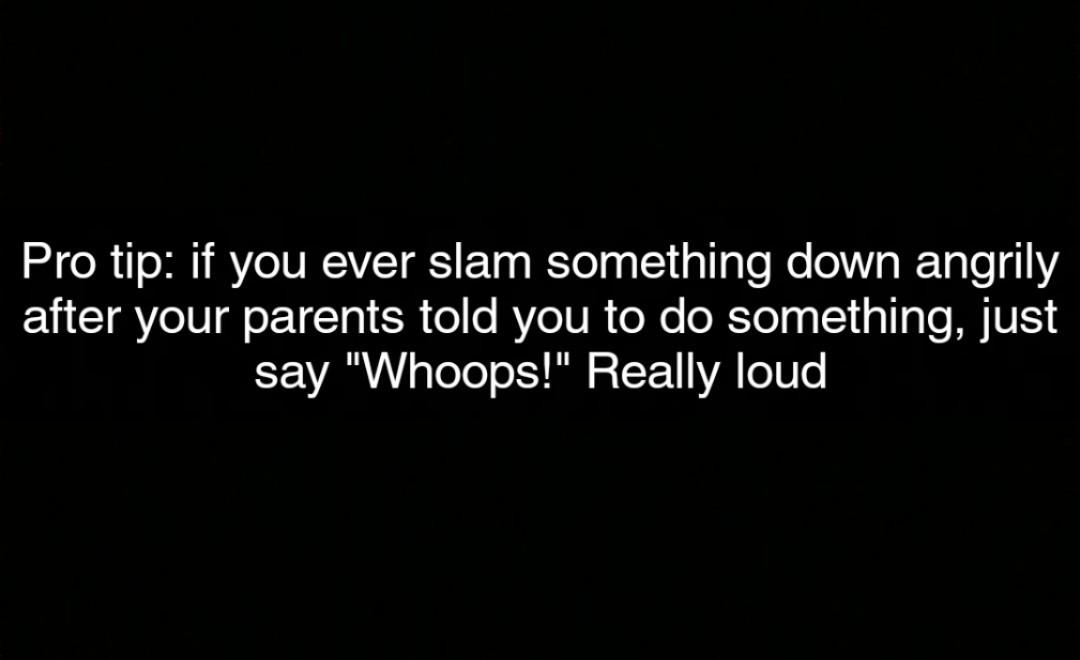 Whoops! - meme