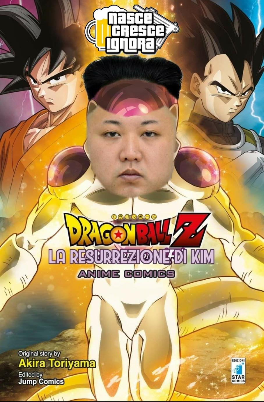 Resurrezione di Kim. - meme