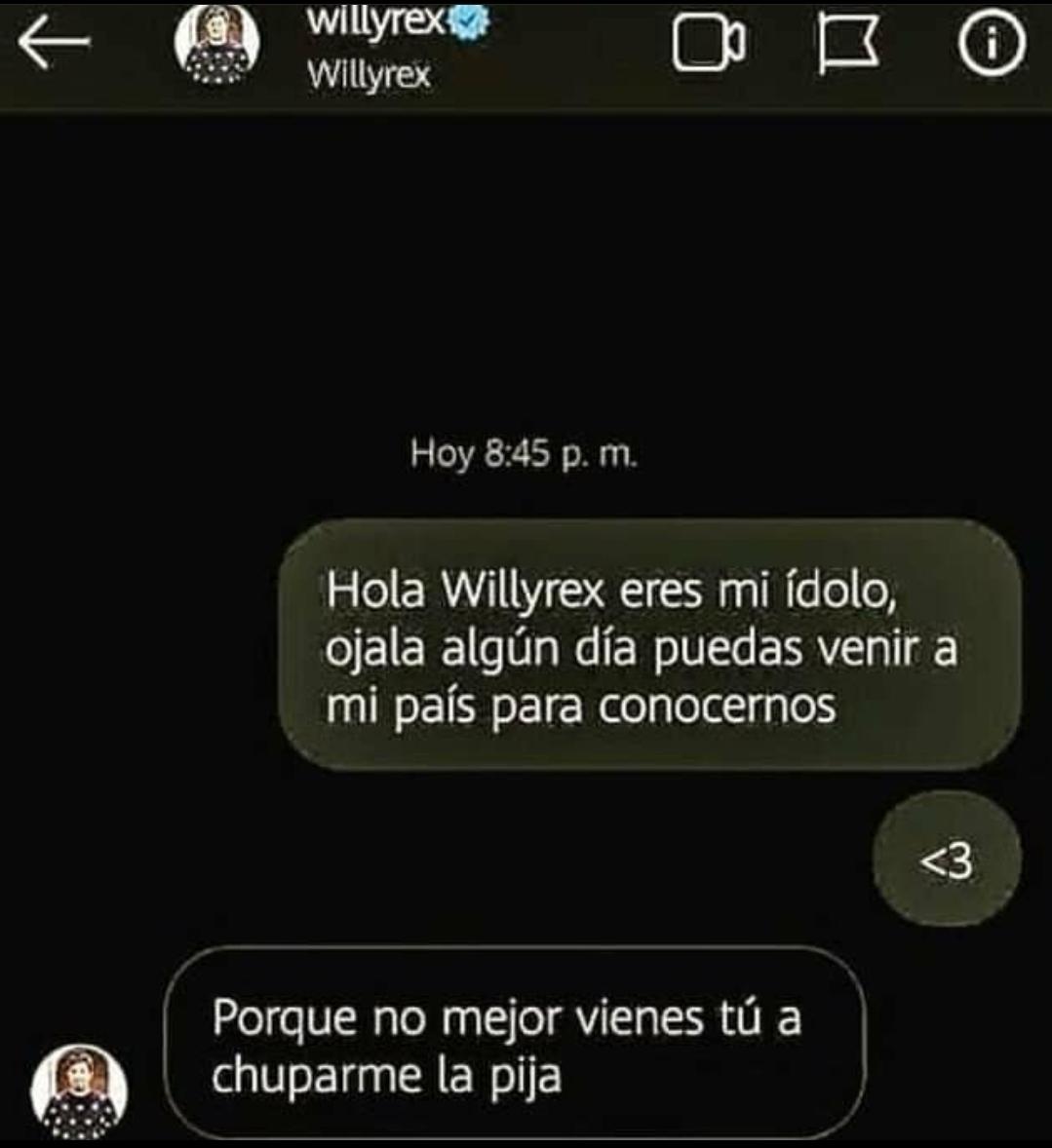 Grande Willy! - meme