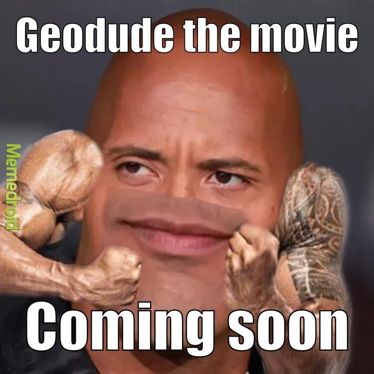 GEODUDE - meme