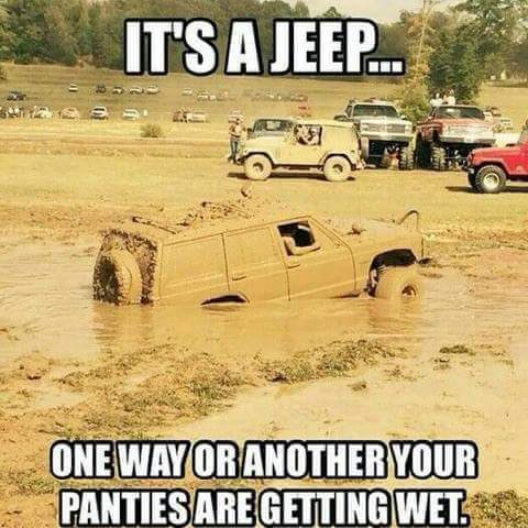 Jeep also dont mind the double upload - meme
