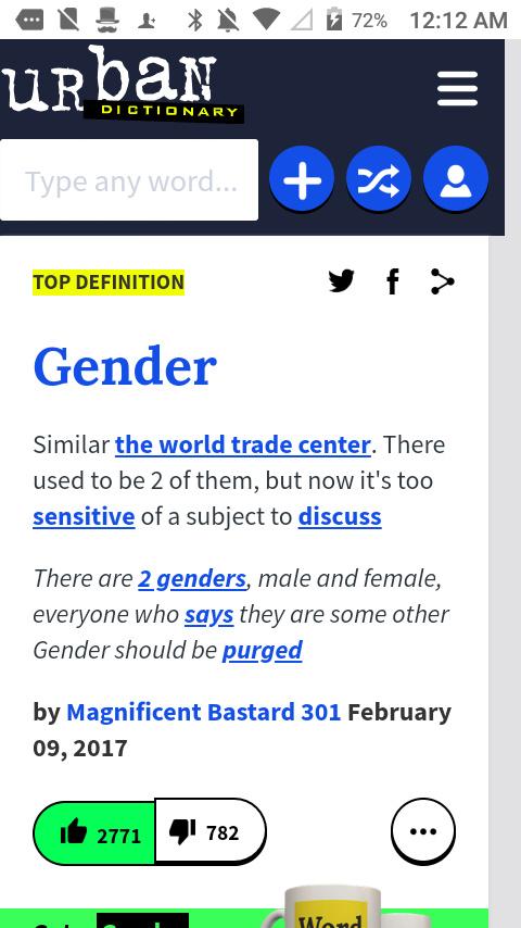 Bi gender queer magical pony female transgender. But does that mean boy or girl? - meme