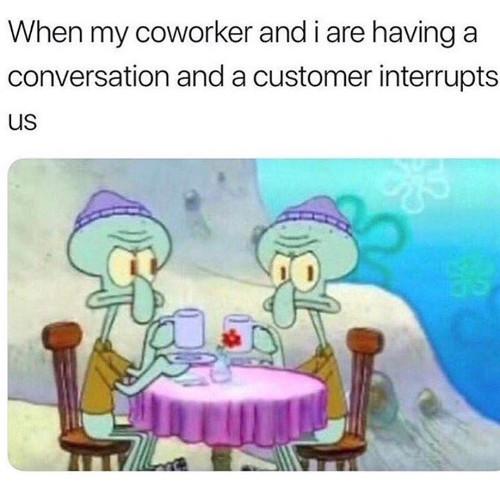 shut up - meme