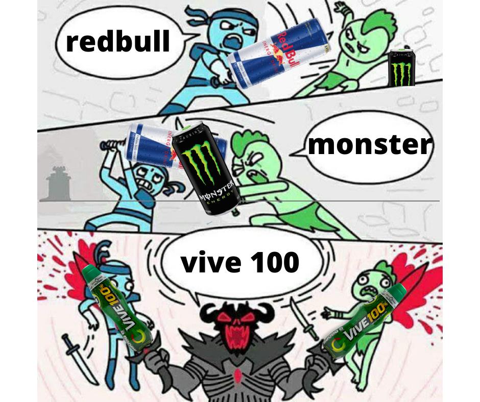 el elixir colombiano - meme