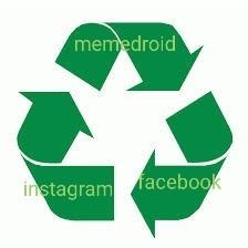 Rciclage - meme