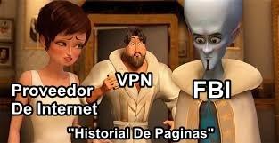 El Proveedor De Internet Sabe Lo Que Haces Por Las Noches xd - meme