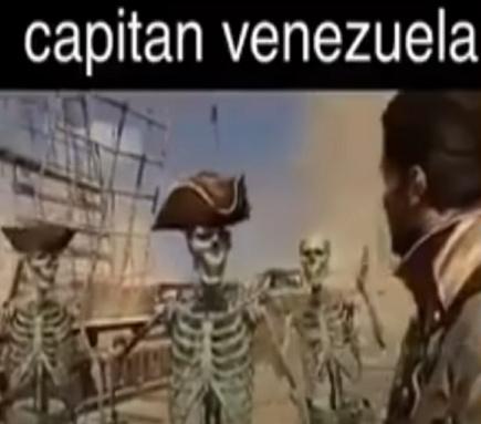 capitan venezuela - meme